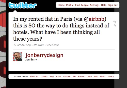 Twitter love: @jonberrydesign