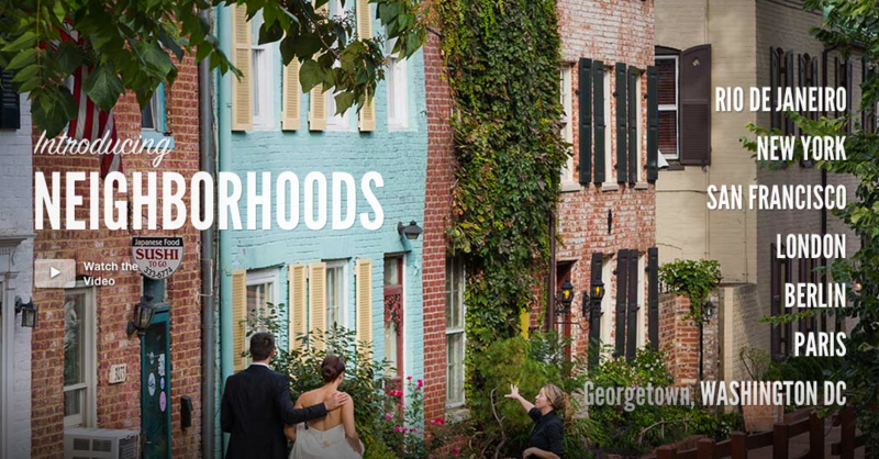 Introducing Airbnb Neighborhoods