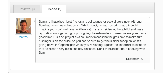 How Airbnb can fund your startup's travel costs – The Airbnb