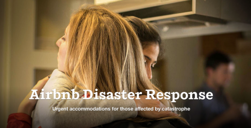 Airbnb Disaster Response