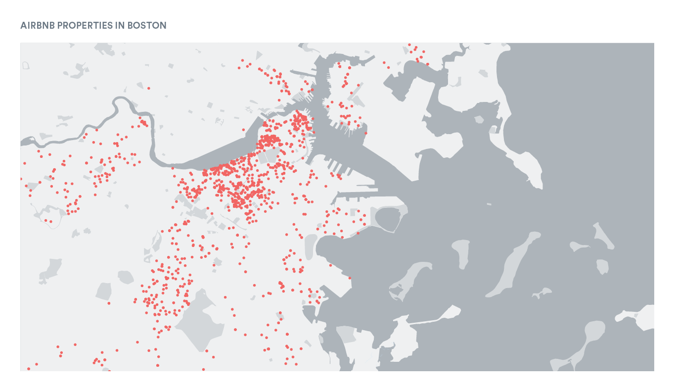 Airbnb Blog - Boston impact study