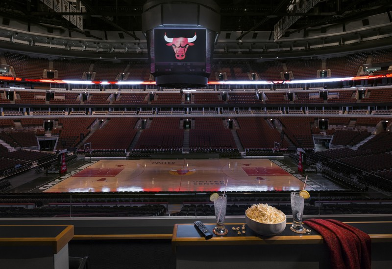 Chicago Bulls night at Airbnb contest