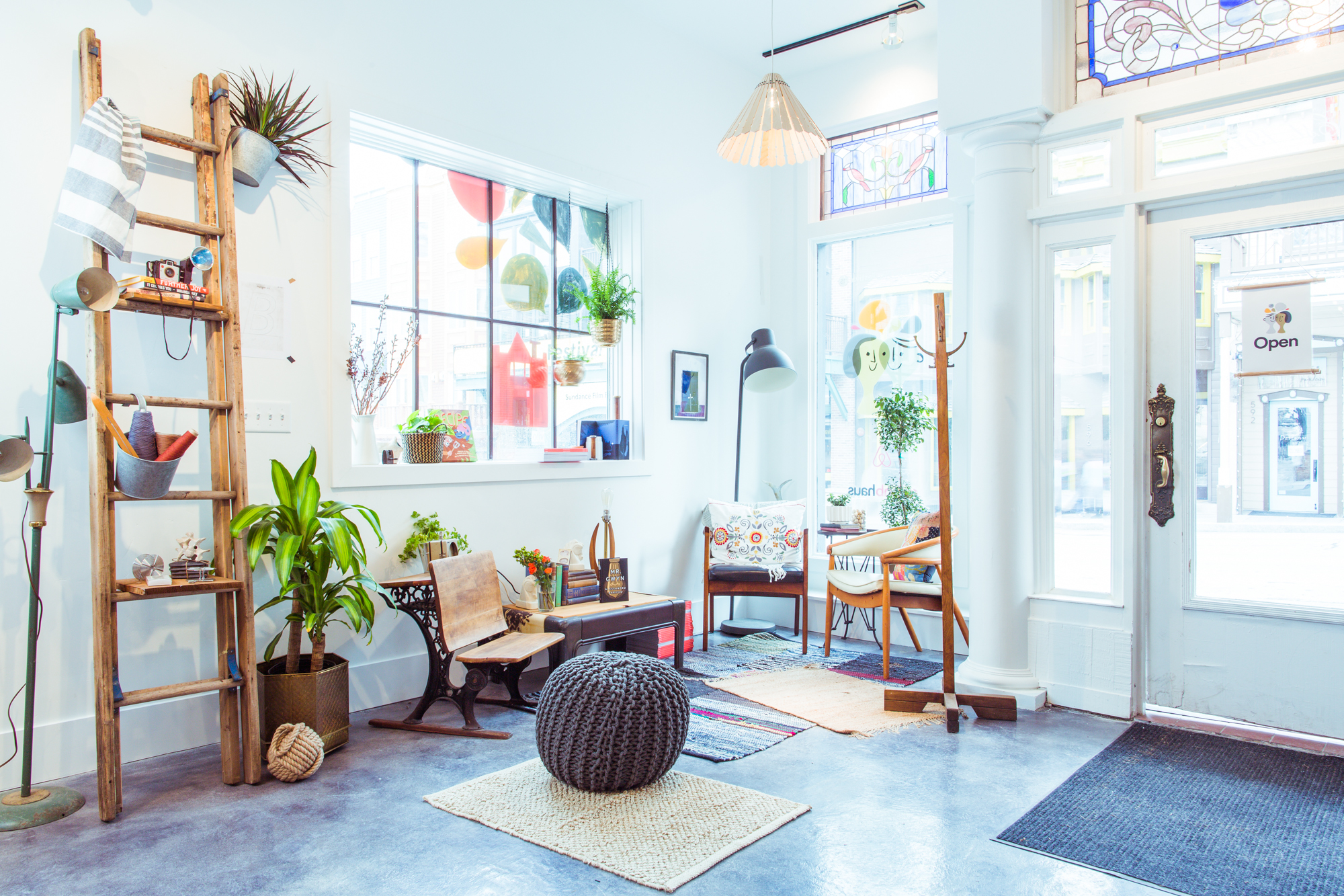 Inside the Airbnb Haus at Sundance
