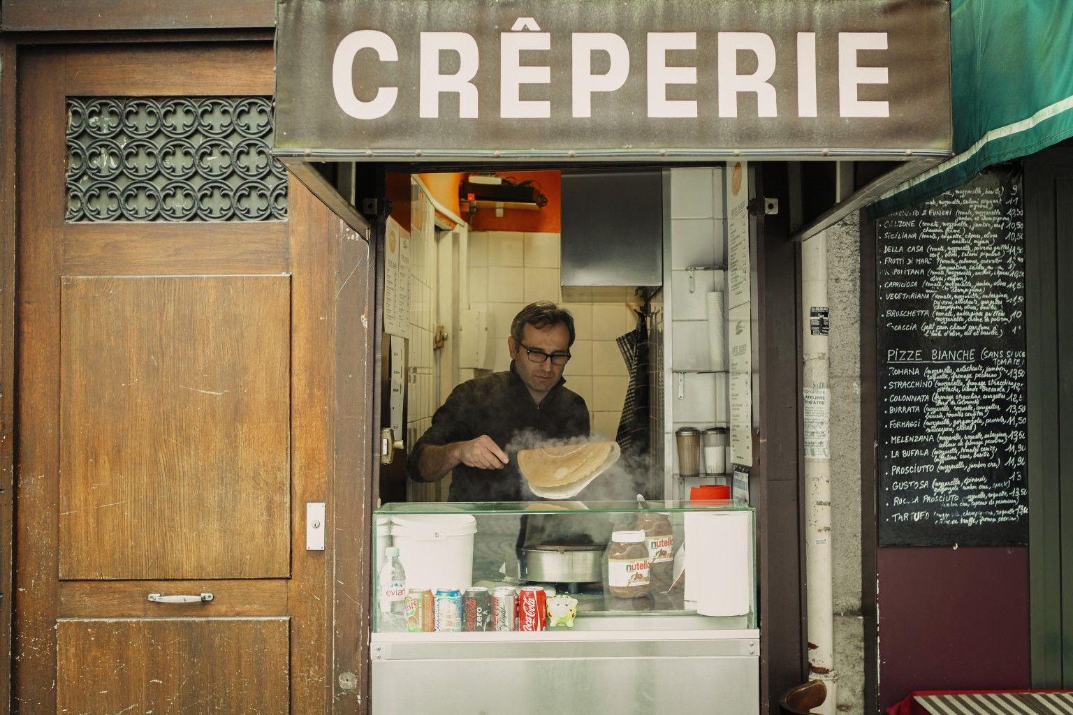 Crepes Local-Lens Paris Airbnb