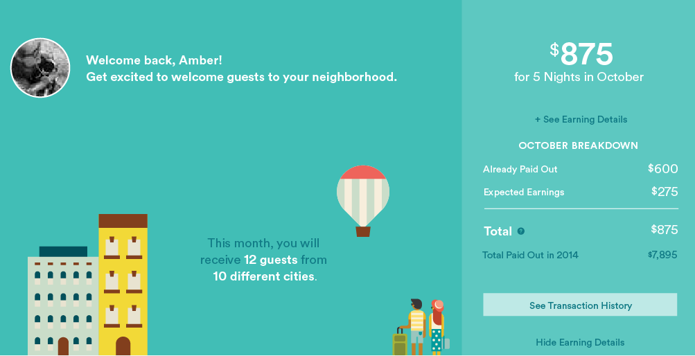 Get Smart: Host Dashboard adds new tools and tips – The Airbnb Blog