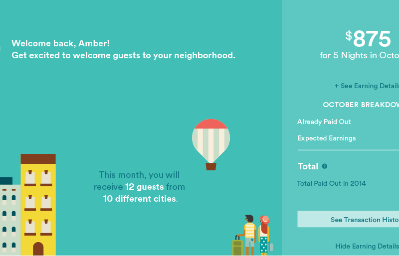 The new Airbnb mobile app: host anywhere – The Airbnb Blog