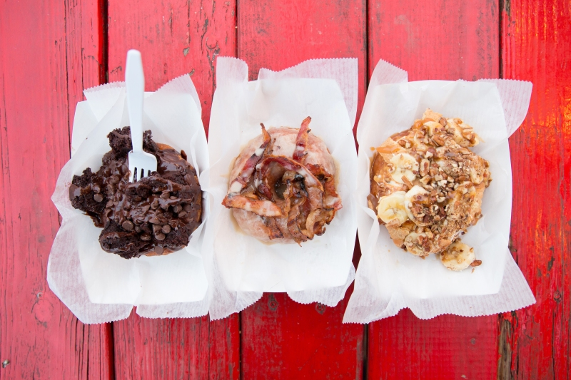 Airbnb Local Lens: Austin Gordough's donuts