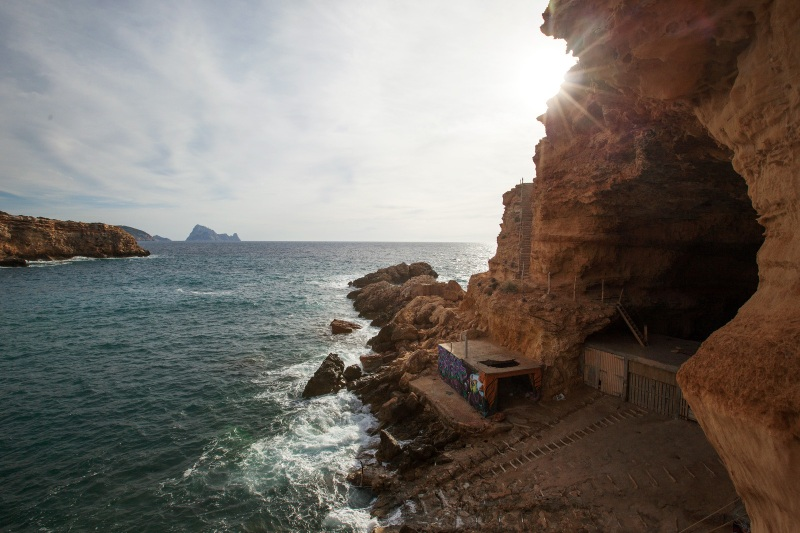 Ibiza Airbnb European beach getaways