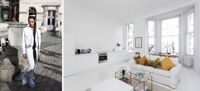 London Fashion Week Airbnb Notting Hill