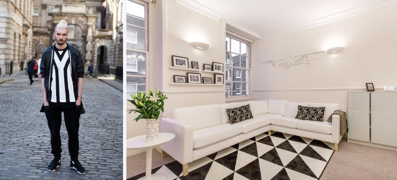 London Fashion Week Airbnb Marylebone