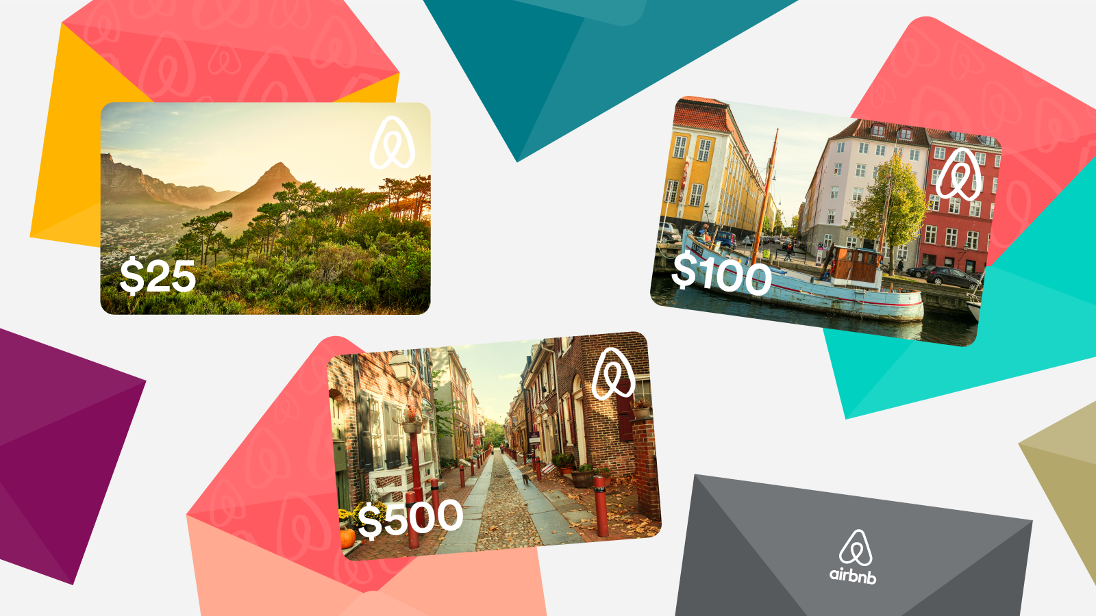 Share the World: Introducing the Airbnb Gift Card