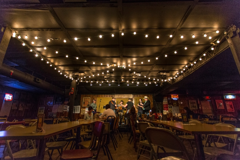 santas pub airbnb nashville local lens