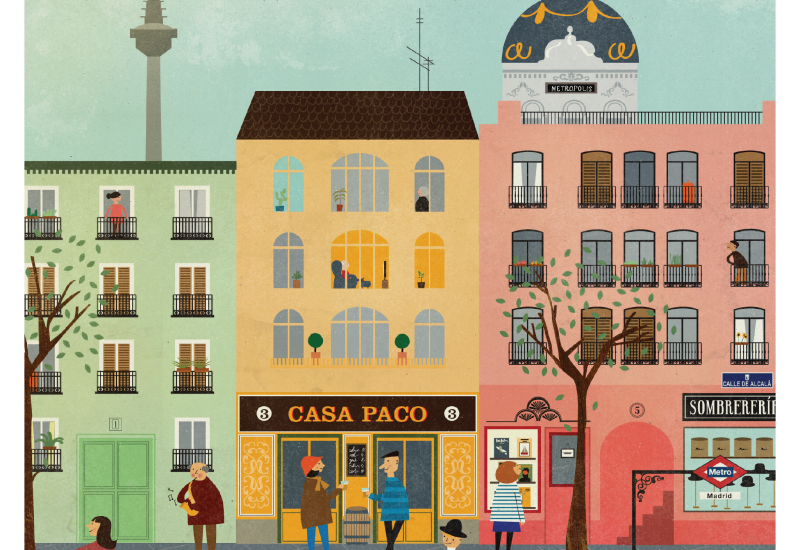Airbnb Madrid economic impact study