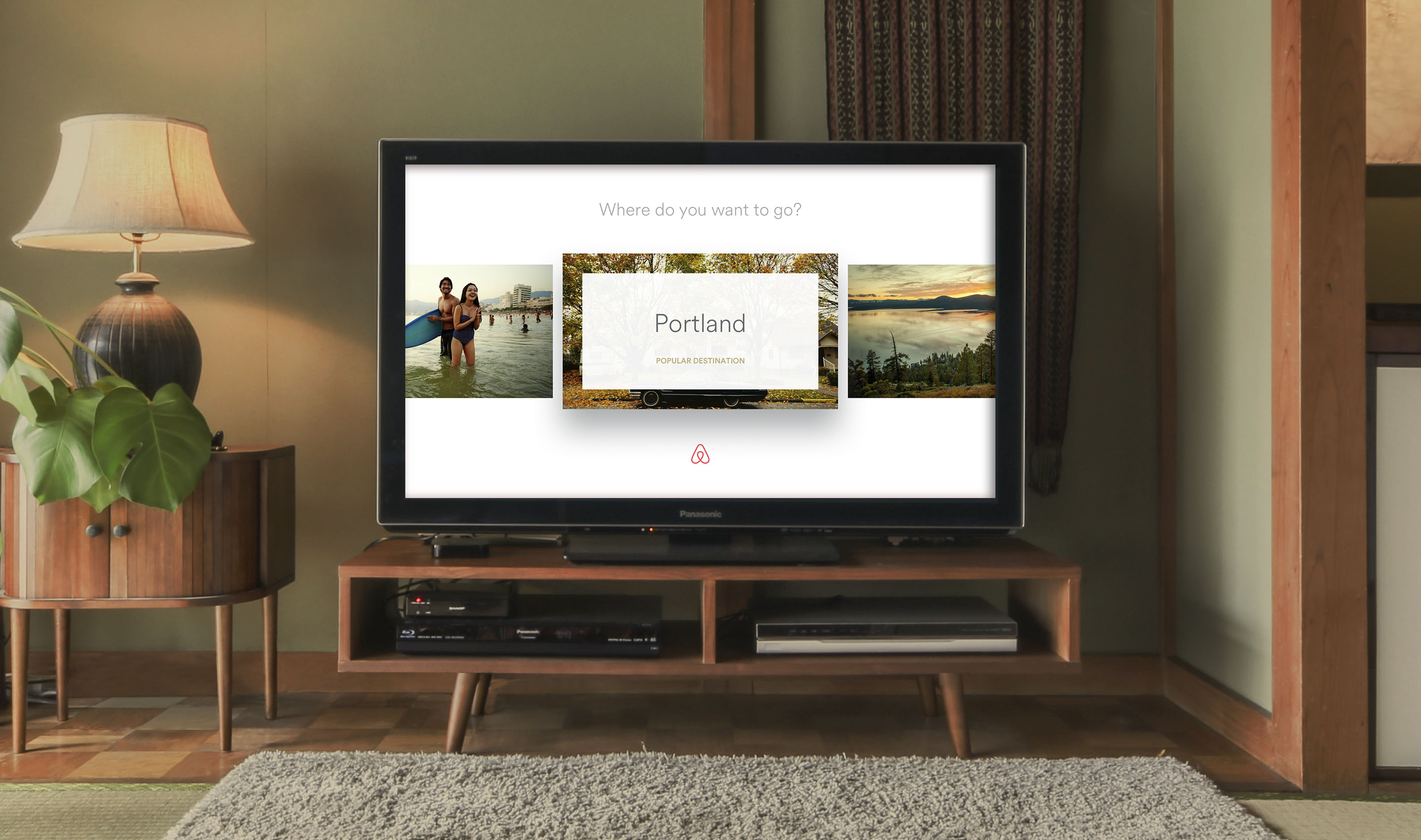 Stay Tuned Airbnb For Apple Tv The Airbnb Blog Belong Anywhere
