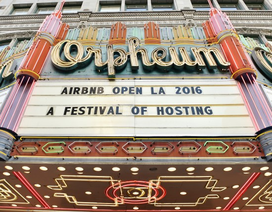 """Airbnb Open LA - """"Introducing Trips"""" Reveal"""