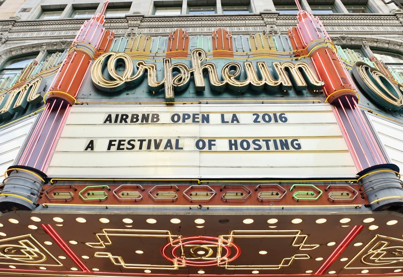"Airbnb Open LA - ""Introducing Trips"" Reveal"