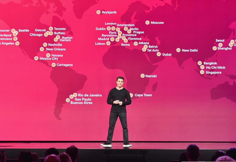 """Airbnb Open LA – """"Introducing Trips"""" Reveal"""