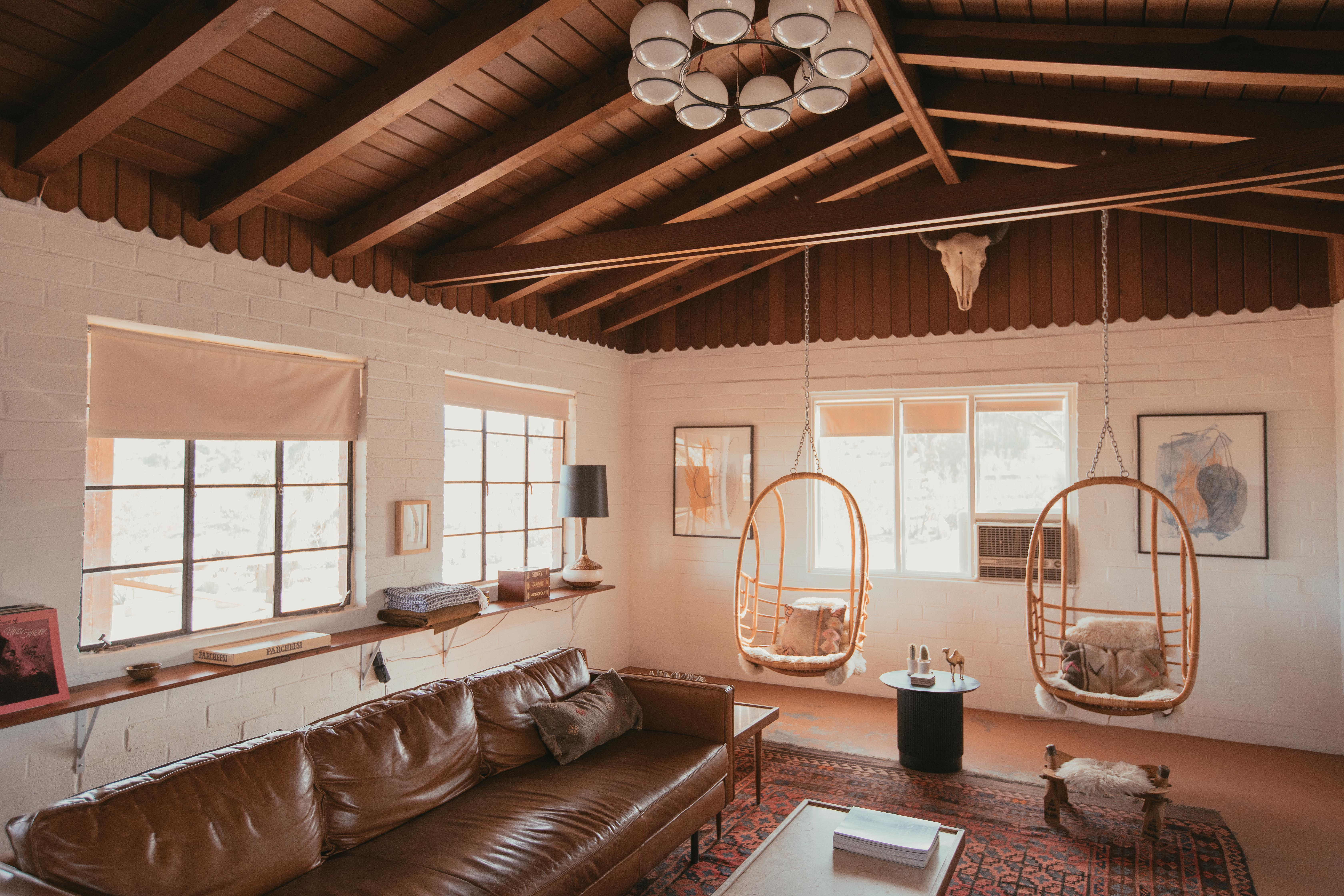 Airbnb Interiors Desert Inspiration In The Joshua Tree House The