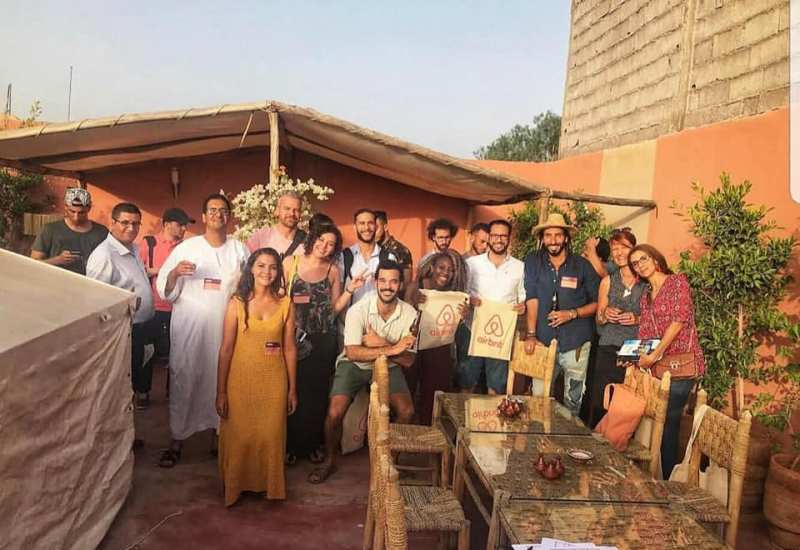 Experience meetup in Marrakesh