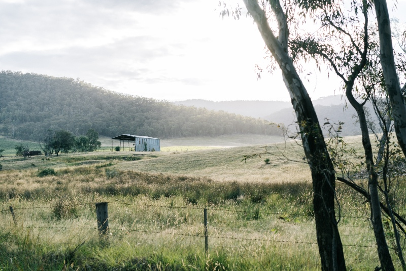 Airbnb, King Valley, Victoria, Australia