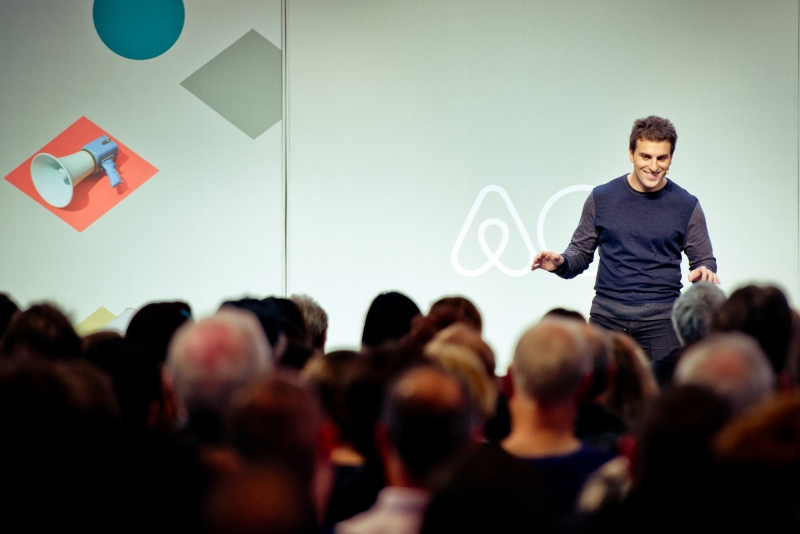 Brian Chesky, Airbnb Open