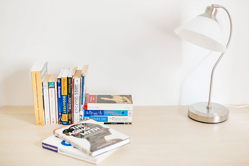 DIY hosting - just add books