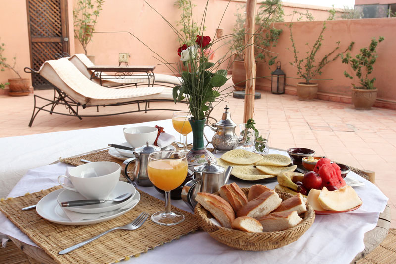 marrakech-breakfast