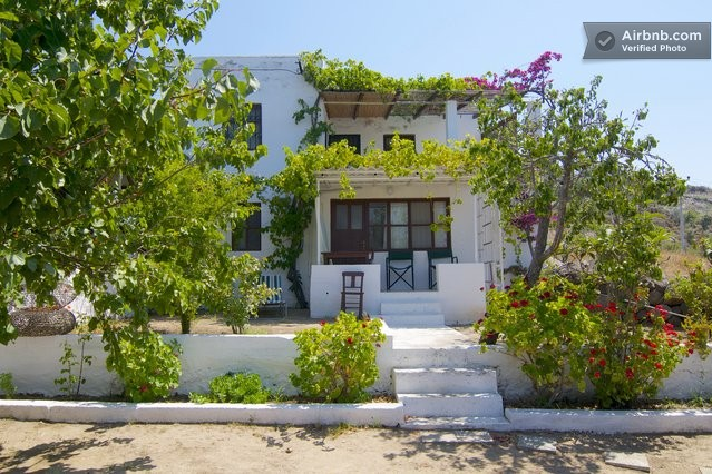 mugla seaside house